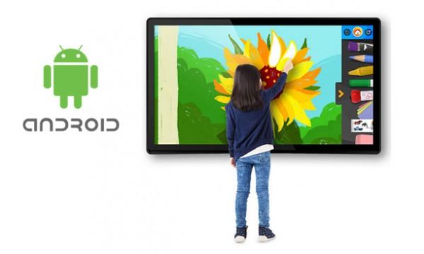 Android ekranų nuoma (didelė planšetė)