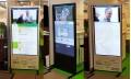 """Ekranų nuoma: 65"""" liečiamo interaktyvaus ekrano nuoma"""